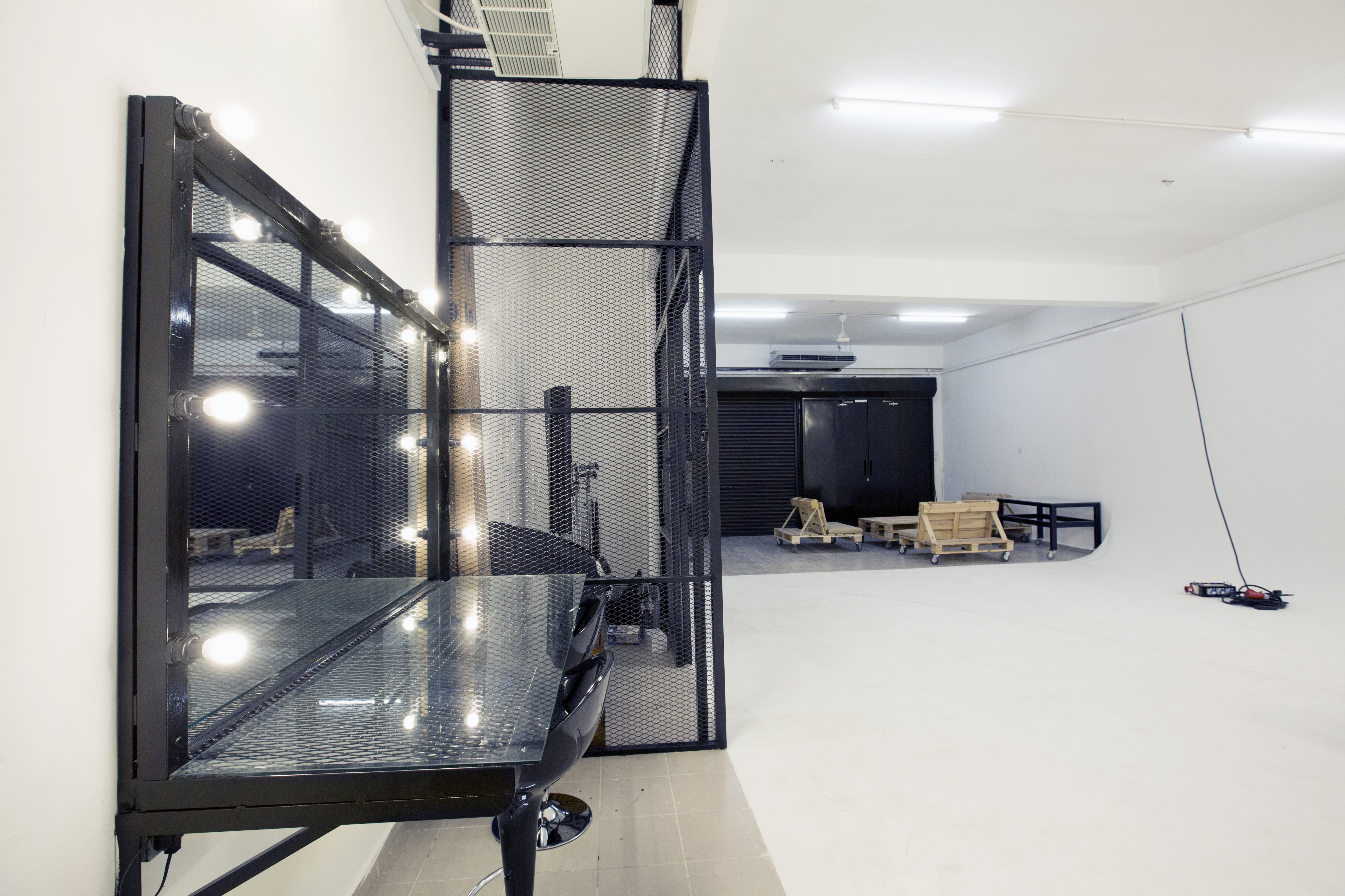 Studio B   For Still Photography & Videography
