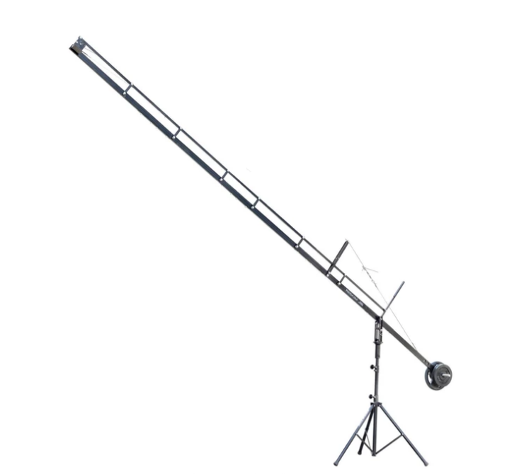 PROAIM 18ft Film Crane With Jib Stand
