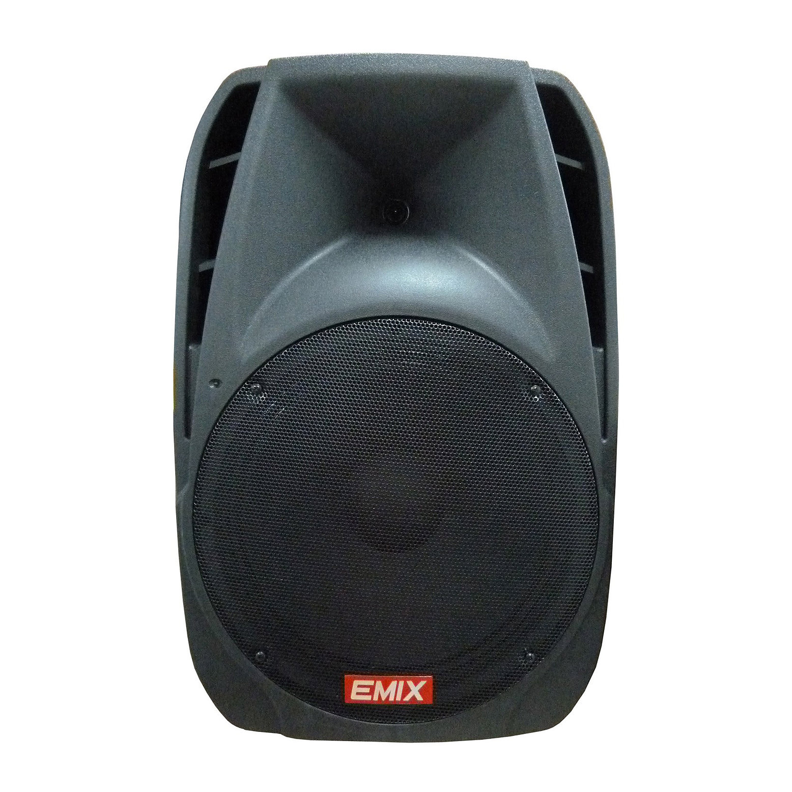 """Emix 15"""" PA system (portable and rechargeable)"""