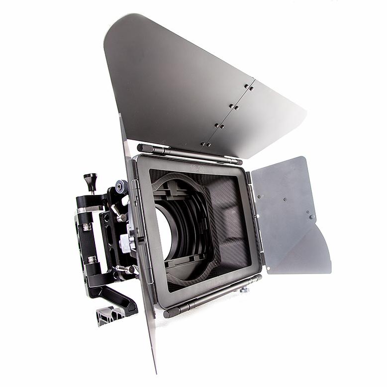 4x5.65 Matte Box Carbon fibre Set with filter