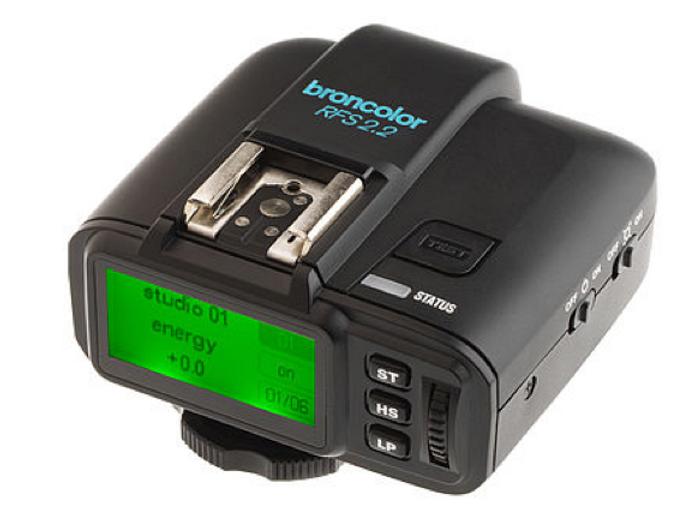 Broncolor RFS 2.2 C Transmitter (Canon/Nikon)