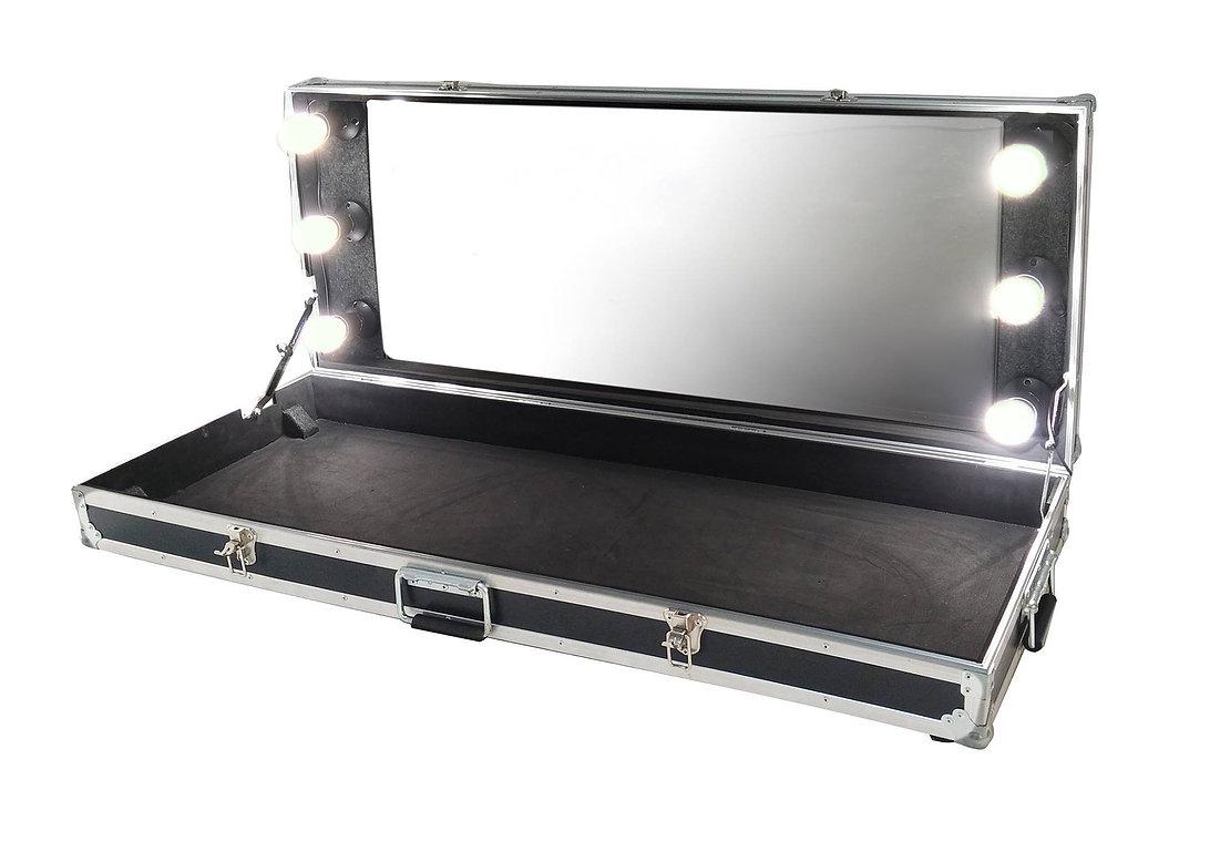 """18""""x48"""" Portable Make Up Table"""