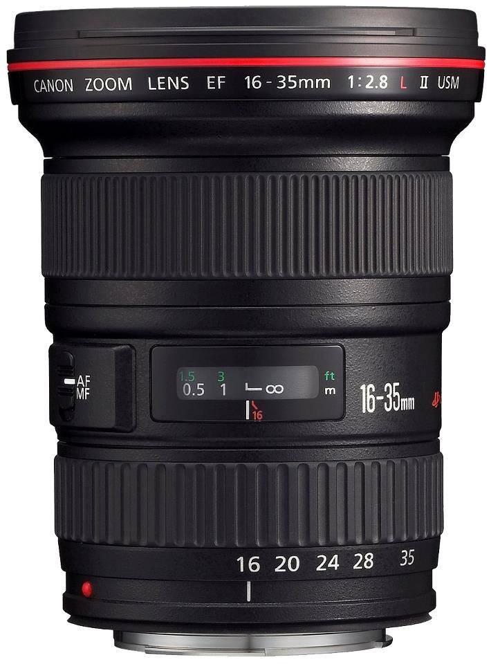 Canon EF 16-35mm f2.8L