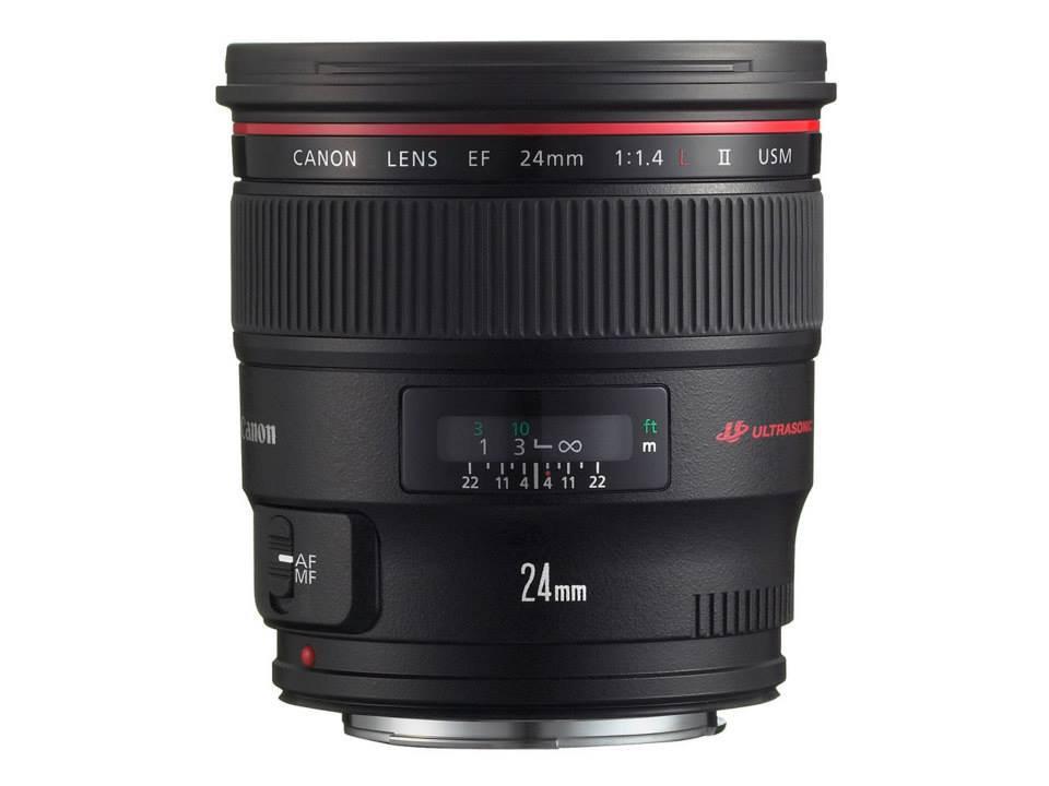 Canon EF 24mm f1.4L II
