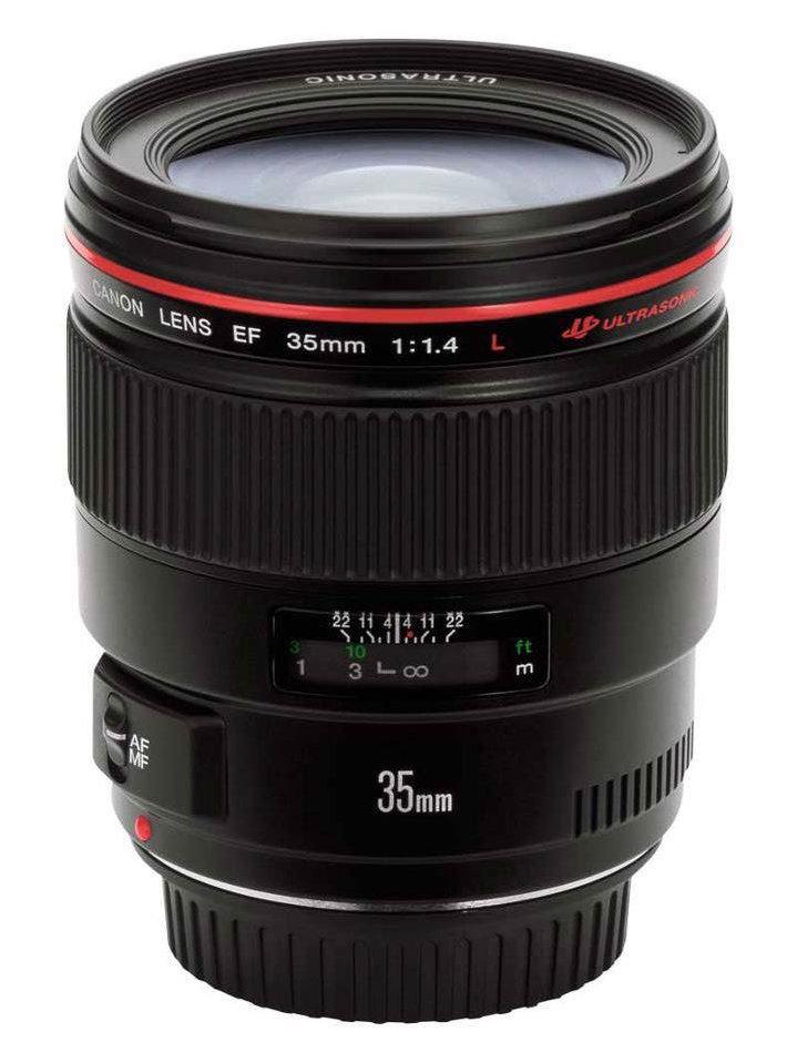 Canon EF 35mm f1.4L