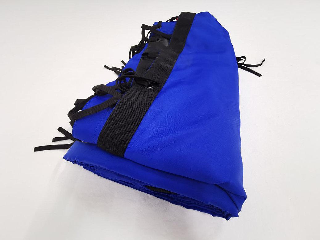 Chromakey Nylon (Digital Blue) 20ft x 30ft