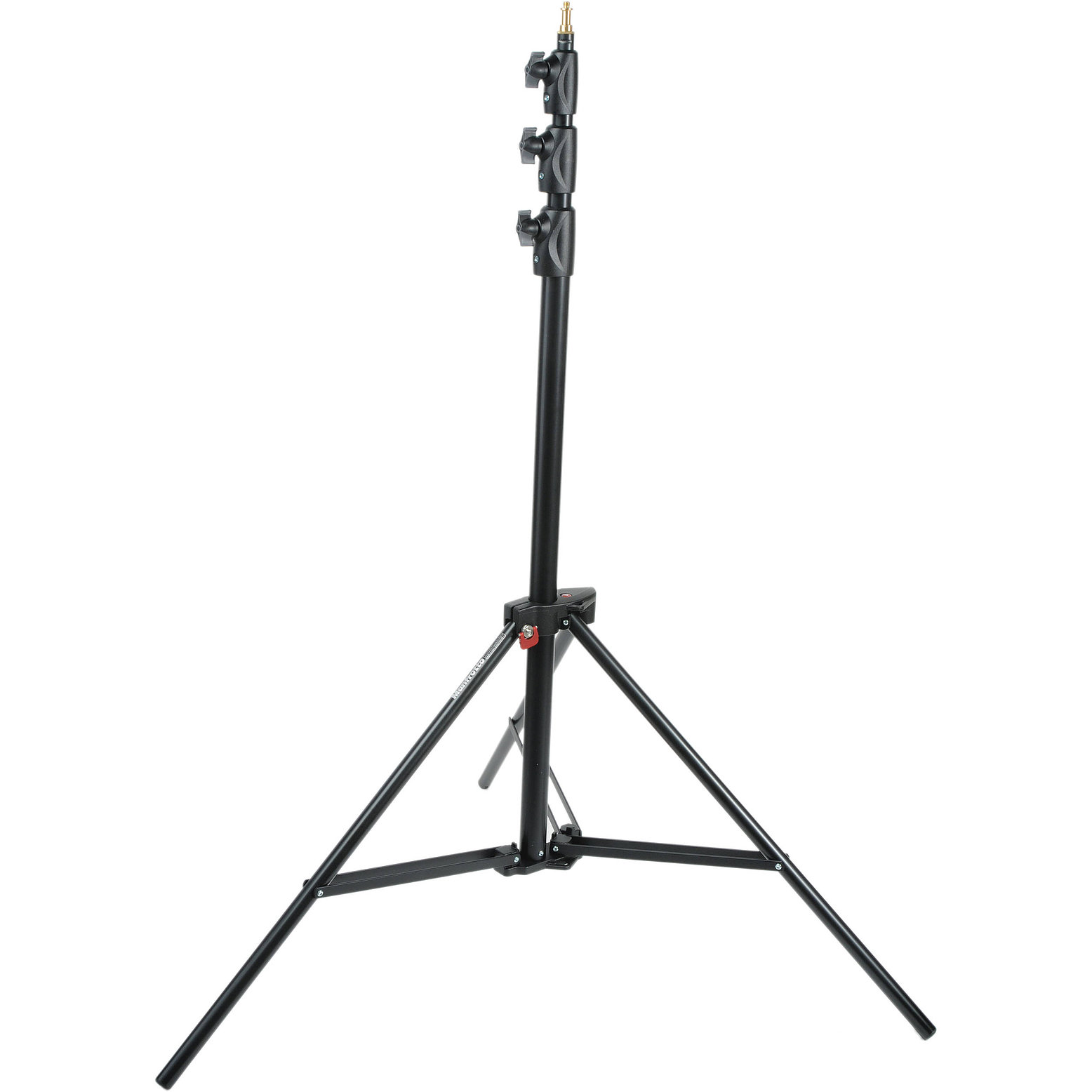 Manfrotto Alu Master Air-Cushioned Stand (Black, 12')