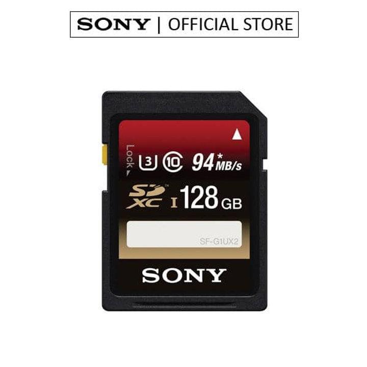 Sony (SDXC) 128GB 94MB/s