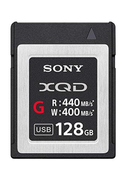 Sony (XQD) G 128GB 440MB/s