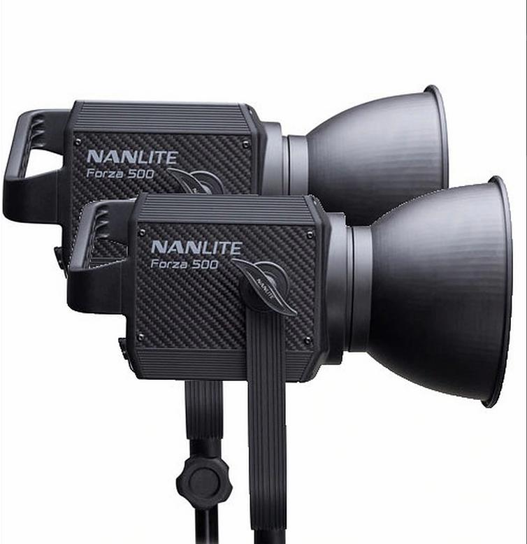 Nanlite Forza 500 Light Set 2