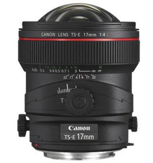 Canon EF TS-E 17mm f4L
