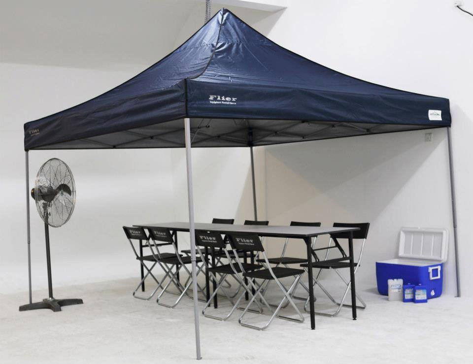 Outdoor Canopy Package A